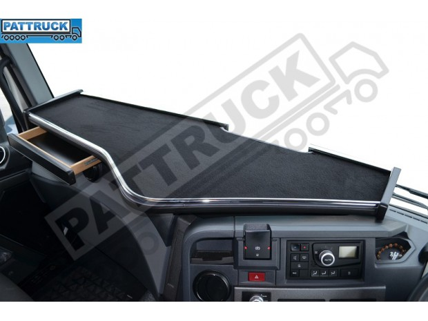 RENAULT GAMA T- TRUCK TABLE WITH DRAWER - Interior truck accessories ...