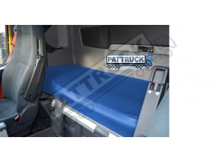 TRUCK ECO LEATHER BED COVER -BLUE COMPATIBLE WITH VOLVO FH3 2009-2013