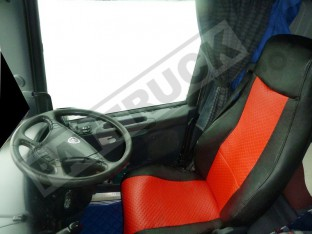 SCANA R 2005-2012 TRUCK ECO LEATHER SEAT COVER