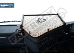 SCANIA R, SCANIA G 2010-2017 TRUCK TABLE - BEIGE