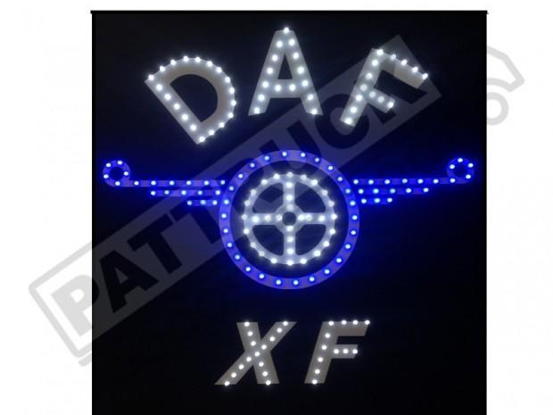 DAF TRUCK LED LOGO LIGHT BOARD