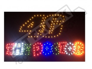 THE DOCTOR TRUCK LED LOGO LIGHT BOARD