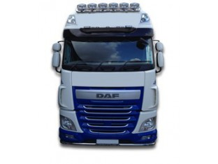 DAF FX 106 Euro 6 2013 2015 seat covers - Interior truck accessories ...