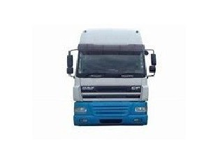 DAF XF 106 TILL 67 PLATE - LEFT HAND DRIVE