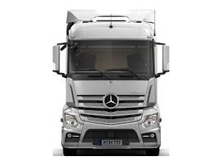 Actros MP4 (stream space cab)