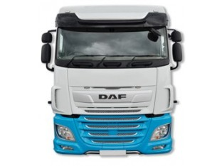 DAF XF 106 AFTER 67 PLATE